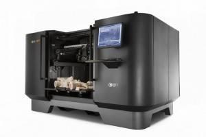 3D принтер может напечатать обувь, двигатель и еду